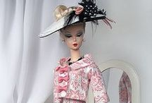 dolls BARBIE clothes and patterns / by Diane Sanchez