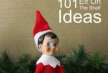 Elf on the Shelf / by Frances Coles