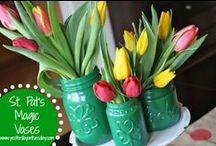 St. Patty's Day / Ideas for Celebrating St. Patrick's Day