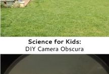 Science With Kids / Science Project Ideas for Kids / by Laura {Peace but not Quiet}