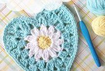 Crochet / crochet inspiration and patterns