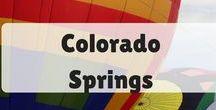 Colorado Springs - All Things Springs / Colorado Springs, Colorado