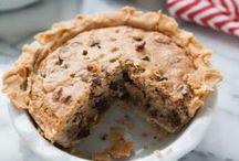 Pie Recipes / Any kind of pie you can imagine, you'll find the #recipe here!