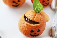 Halloween Recipes / BOO! Check out these frighteningly good recipes! Happy Halloween.