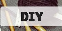 DIY / DIY - Do it Yourself Tutorials, How to's and Creative Ideas for your next project!