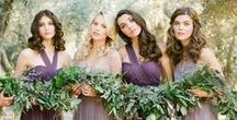 Rustic and Organic Vail wedding / Navy and Purple wedding that has a organic and rustic feel to it with elements of natural and tasteful decor incorporating the couples love of travel and music