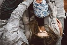 Newborn Photography / Natural light newborn photography inspiration. Infant photography ideas for wee ones.