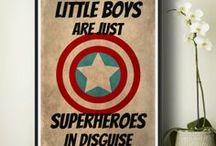 For the boys / by Julie Mastilak