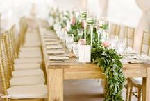 Wedding Look & Feel / by kalanicut