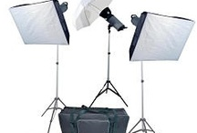 Studio Starters / From constant lights to strobes. There is a fit for everyone's level of comfort.