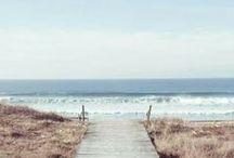 Beach Dwelling / Coastal living at its finest