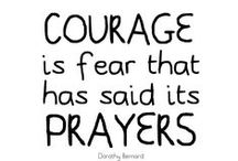 Inspiration: Courage