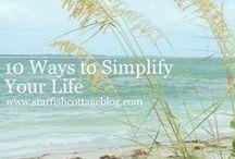 Inspiration: Simple Life