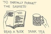 The Power of Books / by Mia Otillio