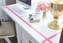 Great Indoors / Home decor in classic New England style, sometimes rustic, sometimes shabby-chic, sometimes graphic, sometimes with a twist of art deco or mod. Form follows function...but there's always room for a little pink.