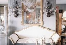 French Royalty / Home decor that captures the essence of the Louis XV & XVI styles, re-styled to suit everyday use.