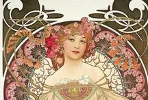 Nouveau type elegance / by Stephanie Smith
