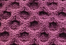 Knitting ♣ Stitches