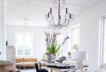 French Farmhouse / Where rustic beauty and the French countryside meet.