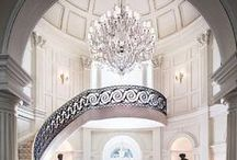 Staircases & Hallways