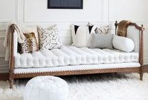 Bright & White / Shabby chic furniture, French-style furniture and unique home décor.