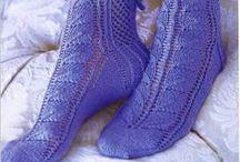 Knitting - socks