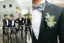 Wedding: The Groom / by kalanicut