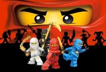 Ninjago Party ideas