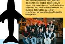 Nos bénévoles / En reconnaissance des merveilleux bénévoles de la Société des musées de sciences et technologies du Canada