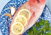 Fish Recipes / Baked Barbequed Steamed Fried Sauteed / by John Ortega in Russia and Spain