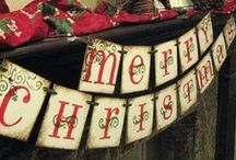 It's Christmas Time! / by Kimberly Wickstrom