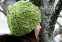 Knitting ♣ Hats / Hats are everything you needs when autumn is coming.  Czapki są konieczne kiedy zima nadchodzi. Dlatego tutaj znajdziesz czapki, które rozjaśnią iemne jesienne dni.