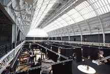 Olympia National / Combining the style and charm of the Grand, on a smaller scale. Olympia National creates a unique atmosphere for any exhibition, conference or event.  www.olympia.co.uk