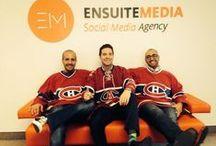 Habs Season / Yes, we're hardcore MTL Canadiens' fans