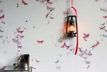 Wallpaper // Walls / by Barbie Palomino