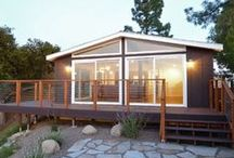 Build A Home / A board dedicated to home building and creating a place you'll love to call home. Prefab ideas. House plans. Modern. / by kalanicut