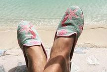 Needlepoint Shoes By Paige