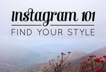 SOCIAL TIPS : Instagram / Everything you need to know about Instagram from finding your aesthetic style to growing your following!