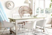 SEAWASHED dining / SEAWASHED soulful INTERIOR DESIGN  by Carde Reimerdes