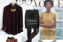 Outfit Ideas / #OOTD and outfits ideas for all occasions