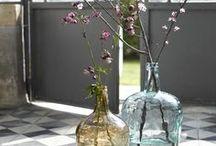Une maison qui sent bon / Voici quelques inspirations pour avoir une maison qui sent bon : fleurie, fraiche et printanière.