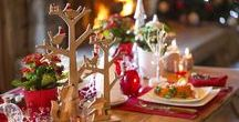 Inspirations Noël 2016 / Inspirations et décorations pour un merveilleux Noël avec Botanic. Pour plus d'idées et de conseils : https://www.botanic.com/page/inspirations-de-noel.html