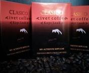 COFFEE ~ Great Excellent Wild Coffee / Guaranted 100% Original Coffee Luwak from Java Indonesia, #coffee #coffeeluwak #civet #civetcoffee #coffeecivet