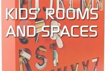 Kids' Rooms & Spaces / Nursery decorating ideas, awesome kid's rooms, fun children's decor - curl up with a book in these cool kids' spaces!