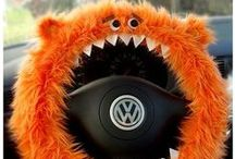 Monster Gifts & Party / Monsters are a Psychobaby's best friend! The furrier the better! Did we mention we are fans of googly eyes too? Kids love these crazy creatures and so do we!