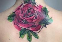 Get inked! / by Erika Huggins
