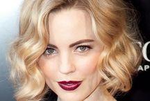 Hair / Hair styles and treatments for fine hair like mine / by KC Carney