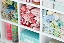 Sewing / Craft Rooms & Storage