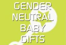 Gender Neutral | Baby Shower / Baby gifts that will be sure to get Oohs and Ahhs (or a giggle or two!), and fun theme ideas for throwing a great baby shower.