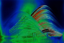 Solargraphy  & Zeeuws Archief / Vanaf 2010 neemt het Zeeuws Archief deel aan het Zeeuwse solargraphy project van de Middelburgse volkssterrenwacht Philippus Lansbergen. Elk half jaar worden de solargraphs uit de pinholecamera's onthuld, met prachtige resultaten!